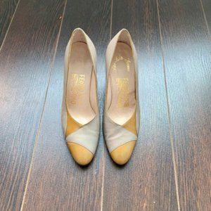 Salvatore Ferragamo Heels, Size 5.5